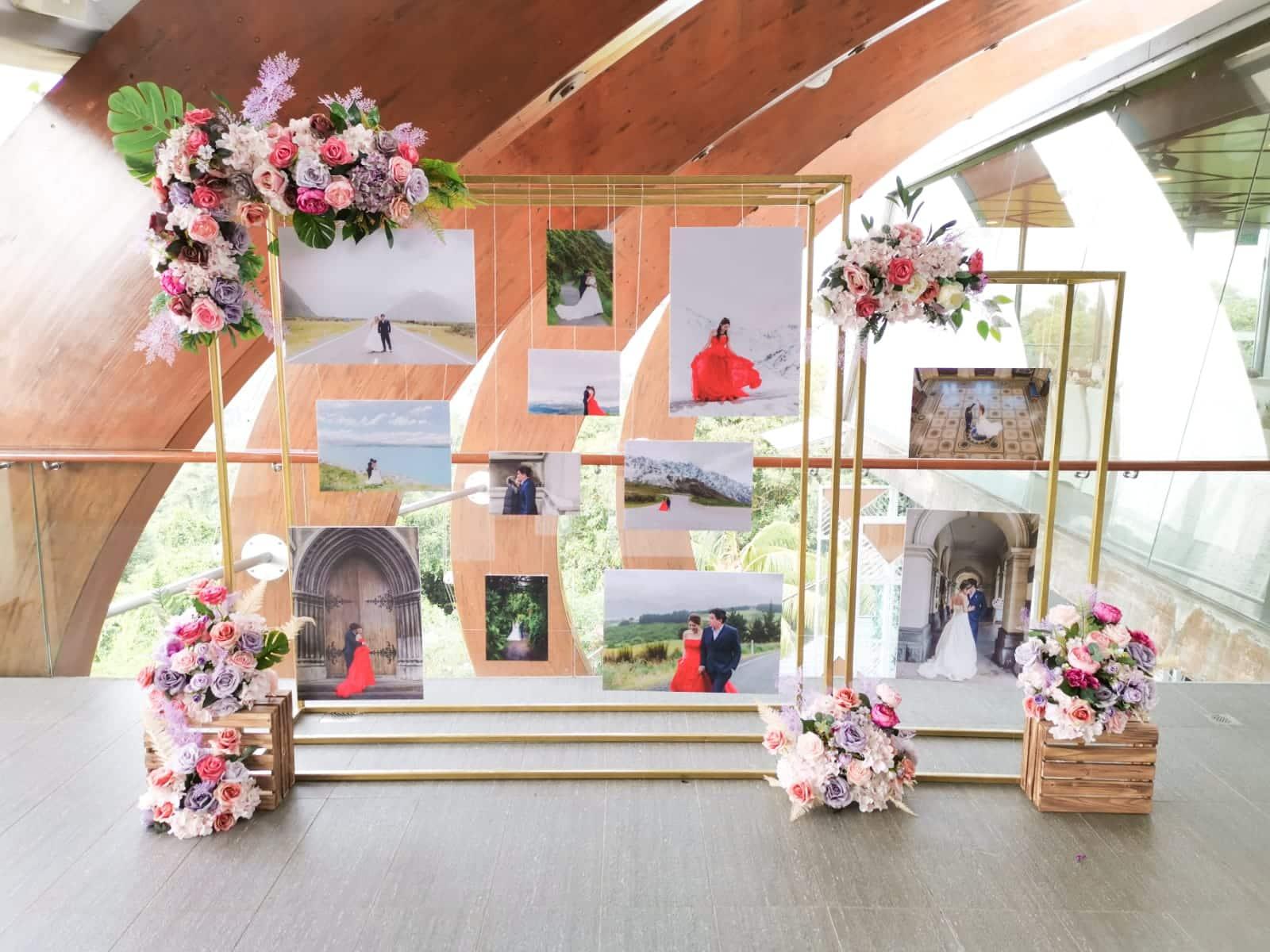 Wedding Backdrops Singapore